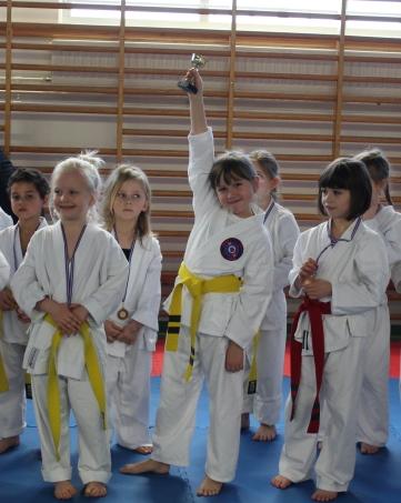 Aðalfundur karatedeildar graphic