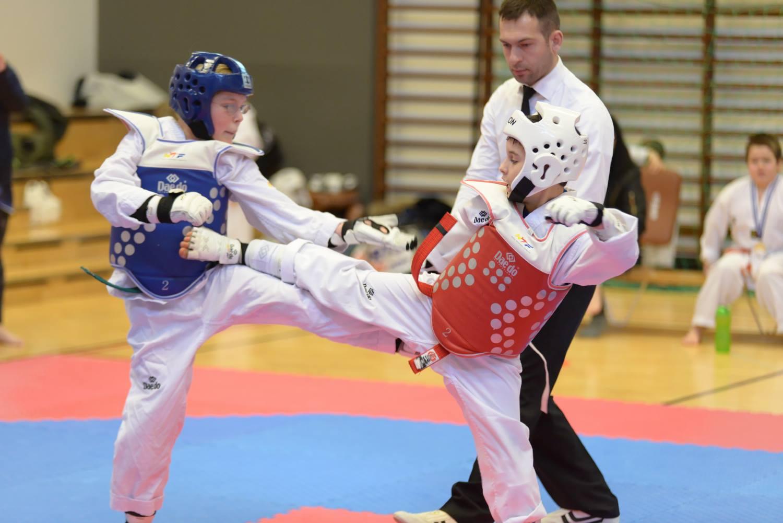 Taekwondo æfingar – haust 2018 graphic