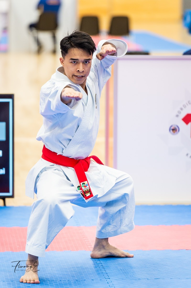Aron og Dunja valin karatefólk ársins 2020 graphic